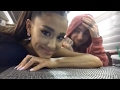 Ariana Hanging Out With Mac Miller at Her House | Full Video