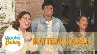 Momshie Karla & Jolina Visits Matteos Restaurant