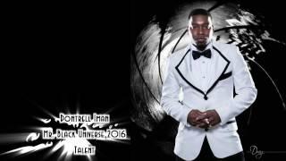 Dontrell Iman- MBU Talent