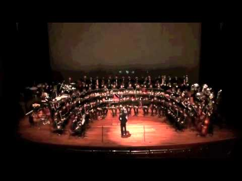 ACS(I) Combined Bands - Riverdance [FOA2011]