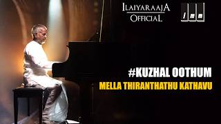 Kuzhal Oothum Kannanukku | Mella Thiranthathu Kathavu Movie Songs| KS Chithra | Ilaiyaraaja Official
