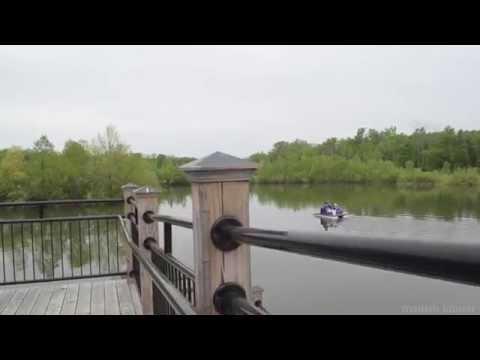 Virtual tour to Millenium Park, Grand Rapids, MI