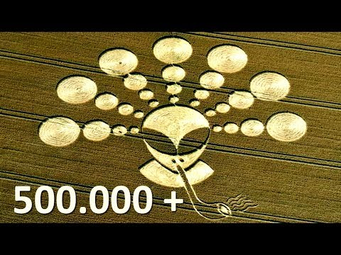 The Beautiful World of Crop Circles
