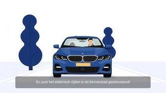 BMW | BMW eDrive zones uitgelegd | BMW.nl
