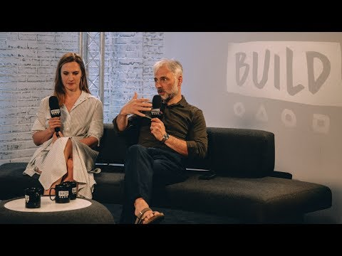 'Humans' Star Mark Bonnar On Pushing His Synth Bodyguards To Break Character Between Takes