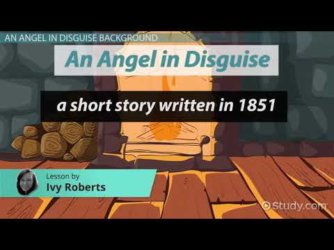 An Angel in Disguise - Full Story [ICSE IX & X] (Short Stories)