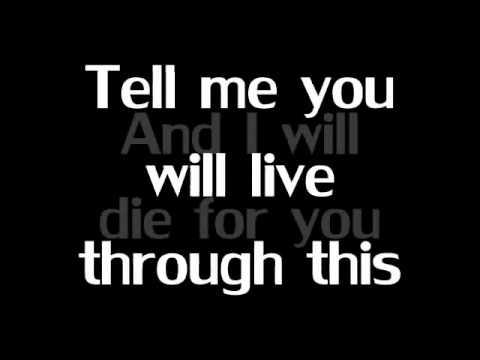 Evanescence Understanding Lyrics