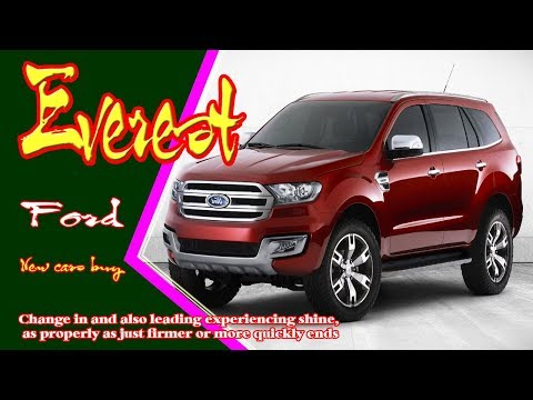 2019 Ford Everest | 2019 Ford Everest philippines | 2019 ford everest titanium | new cars buy.