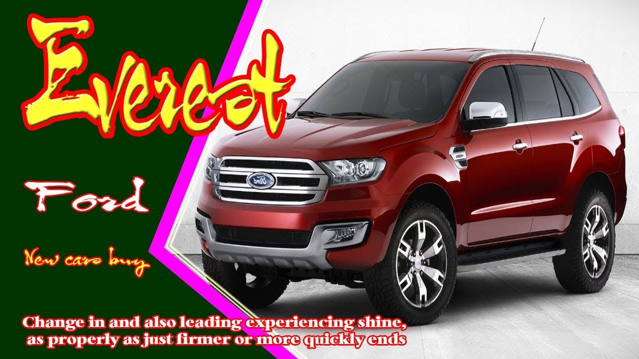2019 Ford Everest | 2019 Ford Everest philippines | 2019 ford everest titanium | new cars buy ...