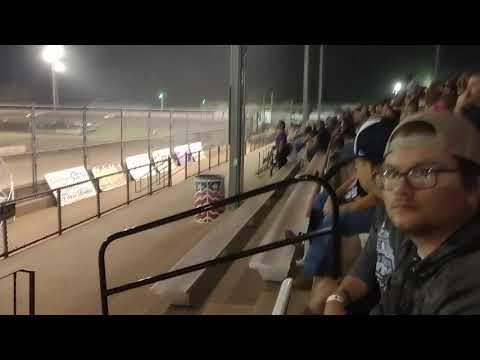 Dirt late model race feature #shawano speedway