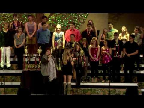 Shepherd Hill Central Mass Show Choir Festival - Evening Awards Ceremony 2016