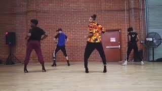 Mulatto- Bitch From Da Souf ( Prod. By Bankroll Got it) Choreography