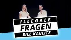 BILL KAULITZ hat schon mal mit einem Fan rumgemacht! - Illegale Fragen