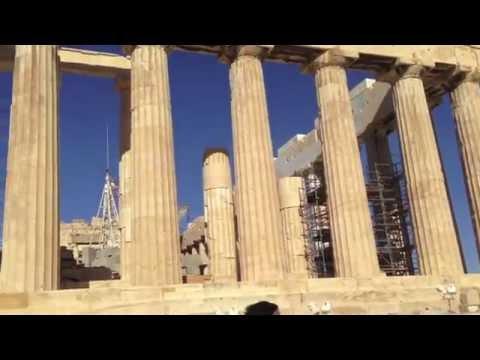Honeymoon in Greece: Athens [part 1]