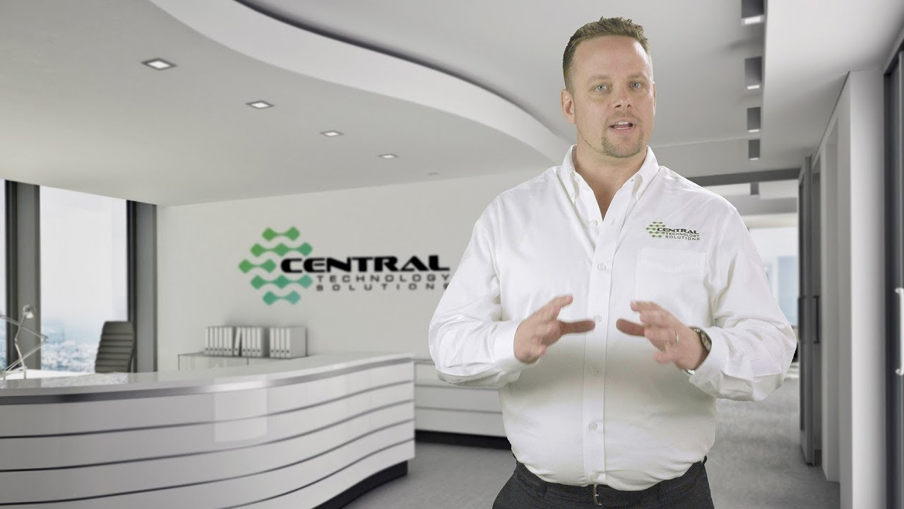 BDR Talking Head Video Example - Central Technology Solutions