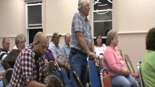 Ogden 6-14-11 Board Meeting - Larry Gould Takes Responsibility
