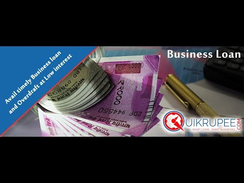 Quikrupee, Smart Loans for Smart Business