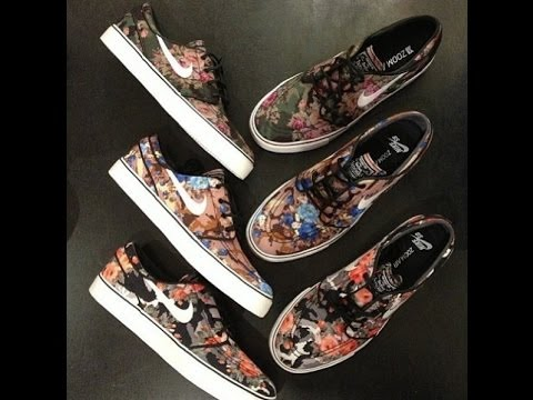 Nike Sb Floral