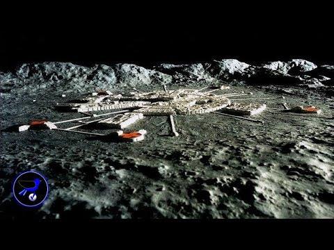 Alien bases captured on dark side of the moon ! 2018 Mp3