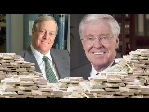 How the Koch Brothers Are Funding the War on Women (w/ Adele