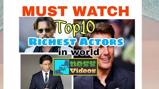 Top 10 Richest Actors in World 2018 | Forbes List | Bollywood | Hollywood