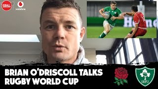 Brian O'Driscoll | 'Stuttering' Ireland | Attack problems | Dangerous Samoa | Monday Night Rugby