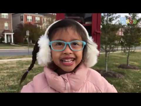 Junior Reporter Winner WTOP - Lana Basri