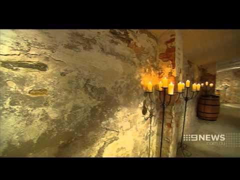 Adelaide Tunnels | 9 News Adelaide