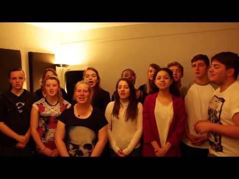 Flashlight - A cappella cover (Jessie j)