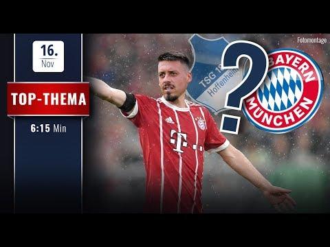 Anzeichen verdichten sich: Wagner Rückkehr zum FC Bayern?