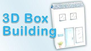 Art Fundamentals - 3D Box Card Building