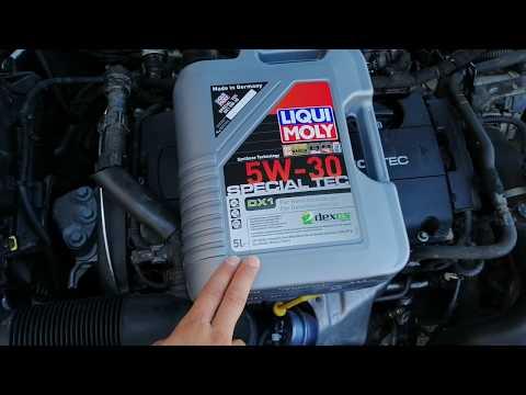 Liqui Moly Special Tec 5w30 Dexos1 Gen2 Opel Motor Yağı (OPEL İNSİGNİA 1.6T 180 BG)