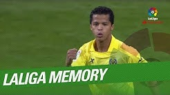 LaLiga Memory: Gio dos Santos Best Goals and Skills