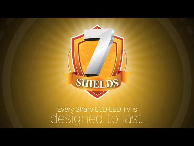 SHARP 7 Shields