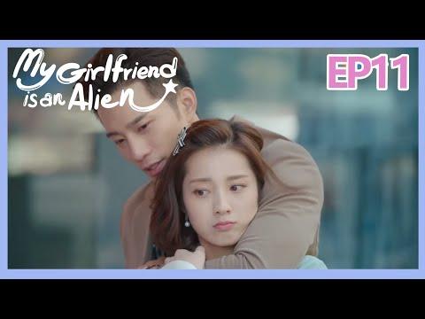 【ENG SUB 】My Girlfriend Is An Alien Essence Version EP11——Starring: Wan Peng, Hsu Thassapak