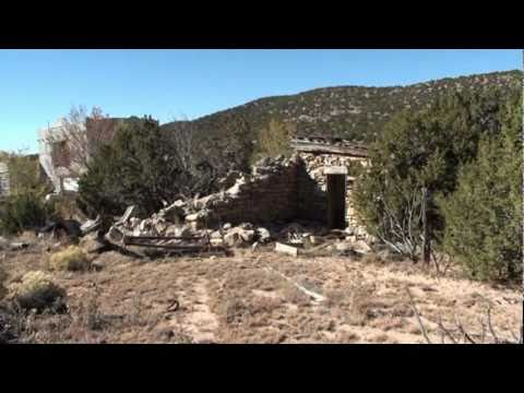 New Mexico's Turquoise Trail