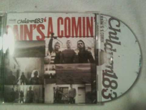 08 Children 18:3 - Wonder I (Rain's 'a Comin' Album) New Punk rock 2010