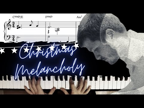 Silent Night - Melancholic Version │Jazz Piano Lesson #31