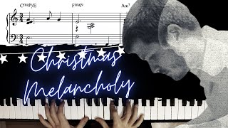 Silent Night - Melancholic Version │Jazz Piano Lesson #31