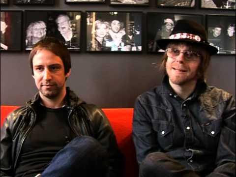 The Rifles 2009 interview - Joel Stoker en Luke Crowther (part 2)