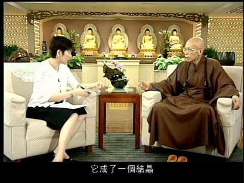 頂禮膜拜佛指舍利能不能得到功名、智慧、平安?(聖嚴法師-大法鼓 1202)DVD