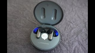 LG TONE FP8 buds | unboxing, h…
