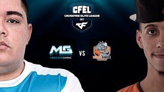 CrossFire Elite League - 2ª Semana - 1º Dia | Rude Game vs Merciless Game | Brave E-Sports vs OPK
