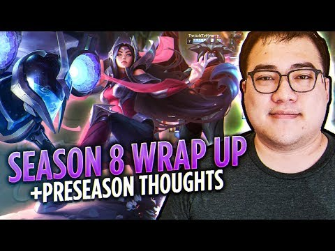 Scarra's End of Season 8 Wrap Up + Preseason Thoughts