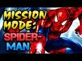 Ultimate MvC3 | Mission Mode: Spider-Man (1-10)