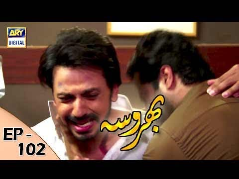 Bharosa - Episode 102 - 3rd October 2017 - ARY Digital Drama