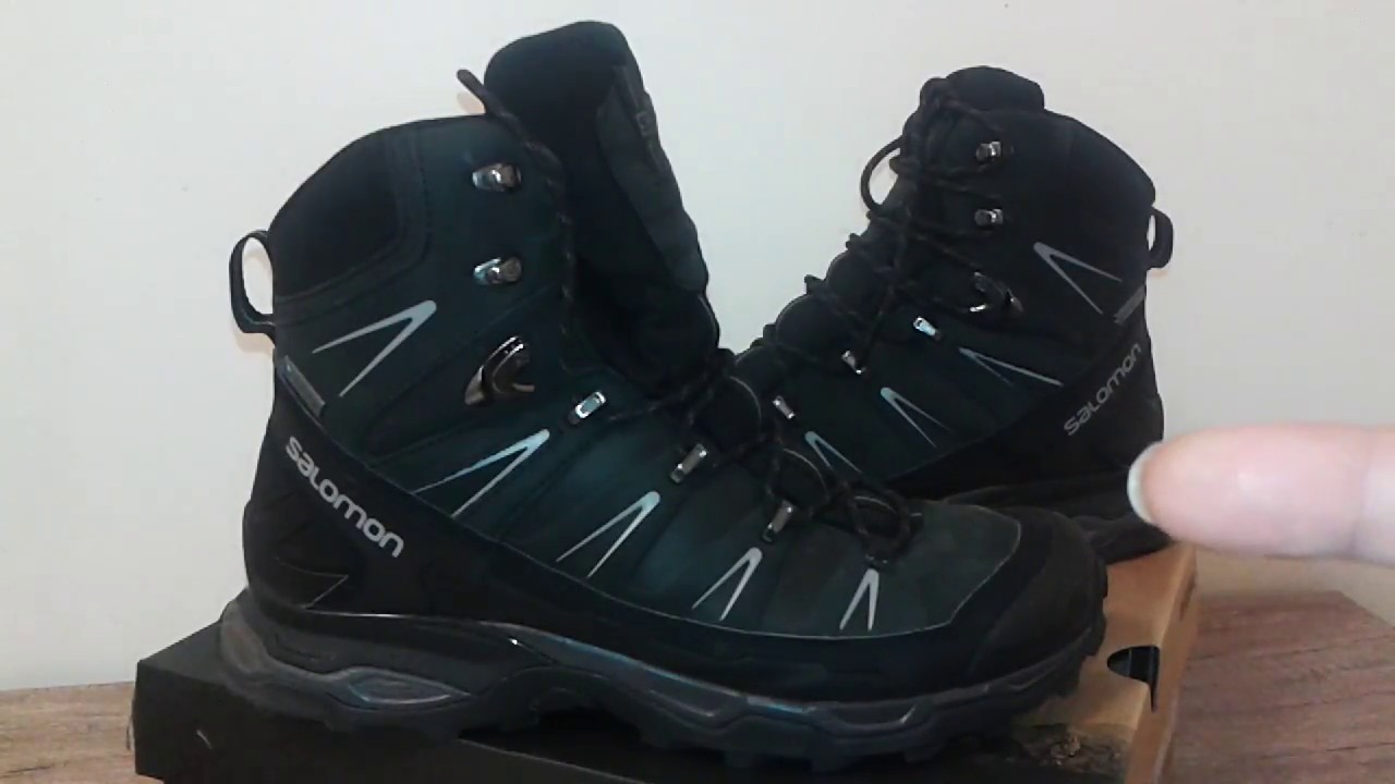 33b2f349b7c SALOMON X ULTRA TREK GTX LIGHTWEIGHT WALKING BOOTS ,NUBUCK LEATHER,BOSS