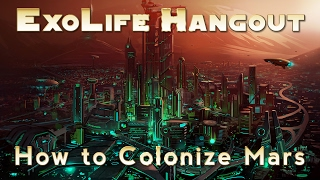 How To Colonize Mars w/ Dr. Robert Zubrin