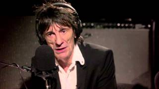 Paul McCartney and Ronnie Wood on 'Get Back'