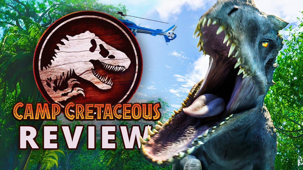 REVIEW: Jurassic World Camp Cretaceous on Netflix - Season 1 / collectjurassic.com